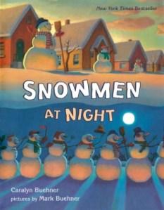 Snowmen at Night157738642