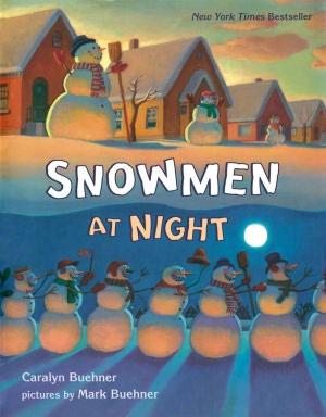 Snowmen at Night157738642