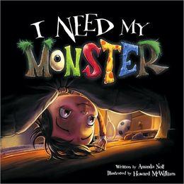I Need my monster9780979974625_p0_v1_s260x420