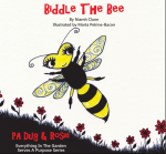 biddle the bee cover web