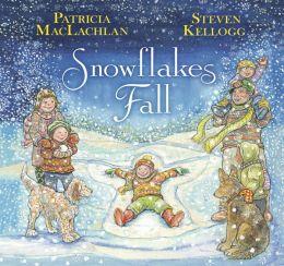Snowflakes Fall 9780385376938_p0_v2_s260x420