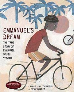 Emmanuel's Dream 51ProI85nnL__SX399_BO1,204,203,200_